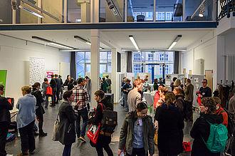 VieLBar Projekt Tagung HTW Gallery Walk