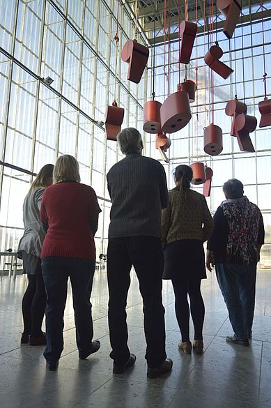 2017 Kuratorische Strategien in Kooperation mit dem Museum der bildenden Künste Leipzig.