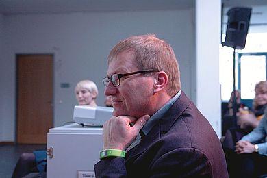Prof. Dr. Oliver Rump © HTW Berlin / Oliver Rump