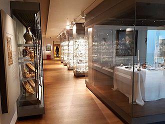 Ashmolian Museum Oxford © HTW Berlin / Tobias Nettke