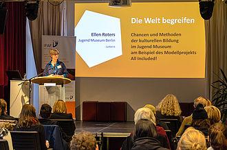 VieLBar Projekt Tagung Ellen Roters