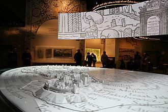 Dauerausstellung im POLIN, Museum der Geschichte der polnischen Juden © Lina Frubrich