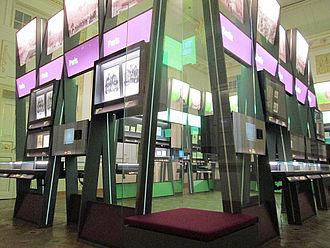 Ausstellung im Chopin-Museum © HTW Berlin / Tobias Nettke