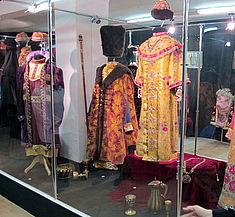 Exkursion 2011: Historische Kostüme im Kostüm-Museum Kostroma