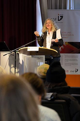 VieLBar Projekt Tagung ASH Jutta Hartmann