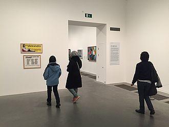 In der Tate Modern © HTW Berlin / Susan Kamel