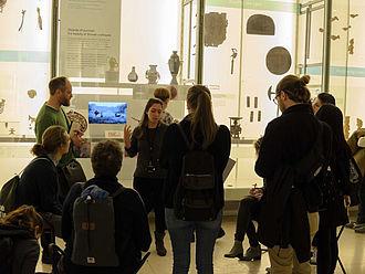 Im Britisch Museum © Marco Ruhlig