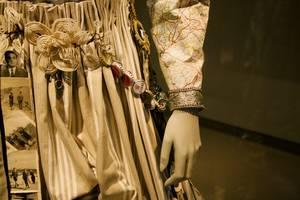 Historisches Kostüm aus der Dauerausstellung