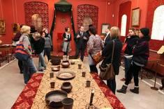 Exkursion 2014: Führung durch das Romanov-Museum