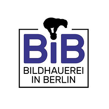 Logo Bildhauerei in Berlin. © BiB