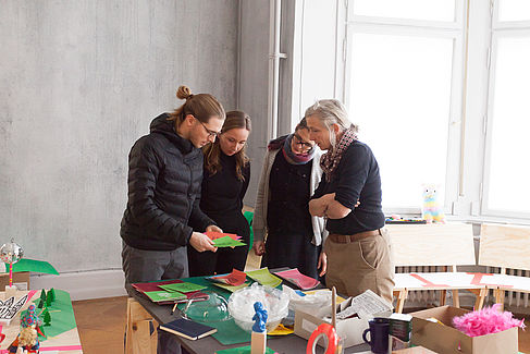 2018/2019 diversCITY - An Exhibition in the Youth Museum Schöneberg Berlin © Marco Ruhlig