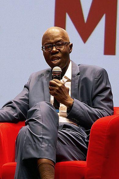 Souleymane Bachir Diagne - Strasbourg September 2018